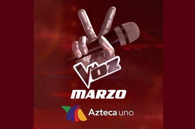 ¿Quién será la conductora de La Voz… México de Tv Azteca?