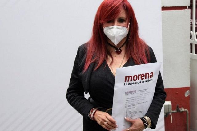 Layda Sansores será candidata de Morena al gobierno de Campeche