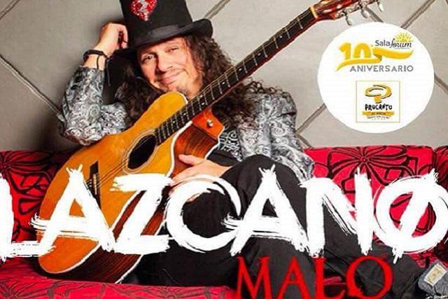 Lazcano Malo hará sonar su Canción Bastarda en Sala Forum