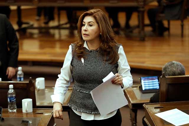 Patricia Leal abrirá notaría y no regresará al Congreso local