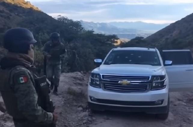 Implican a La Línea en el asesinato de integrantes de familia LeBarón