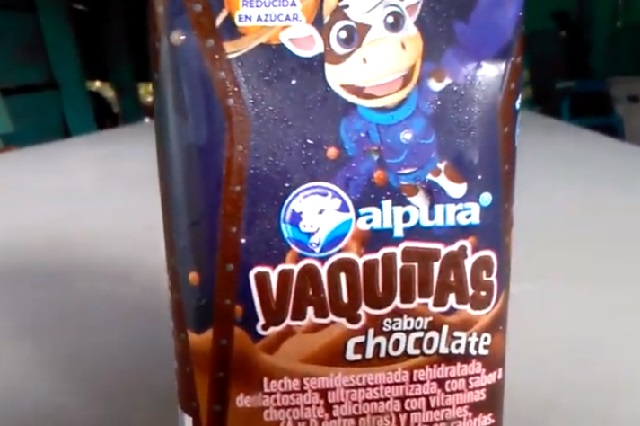 Lo que debes saber de la Leche Vaquitas sabor chocolate de Alpura