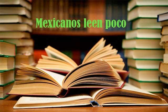 Lectura, una materia que reprueban los mexicanos