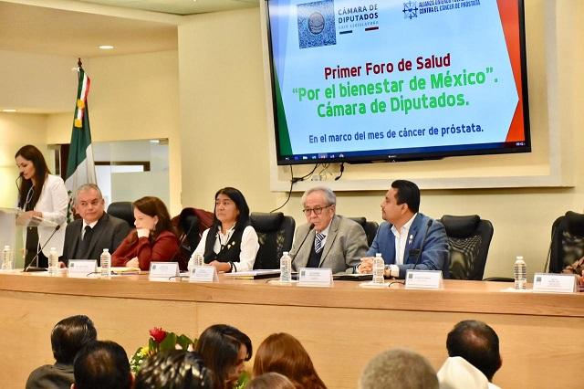 Responsabilidad de legisladores, mejorar servicios de salud: Morena