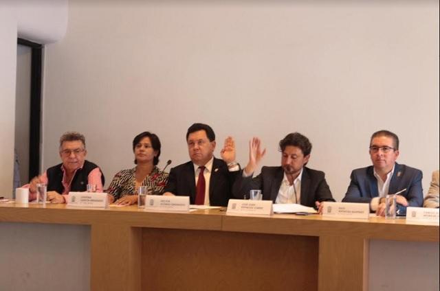 Instalan Comisión Permanente del Congreso del Estado