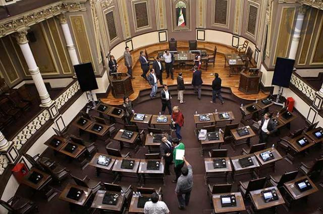 Legisladores ya se apuntan para presidir comisiones del Congreso