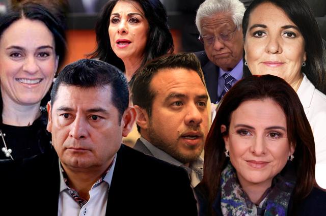 Legisladores de Puebla deben millones en cuotas a partidos políticos