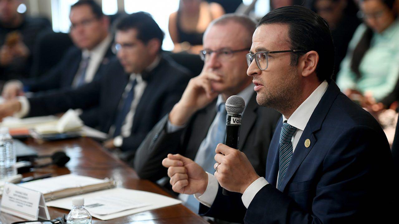 Asiste Juan Pablo Piña a reunión con legisladores canadienses