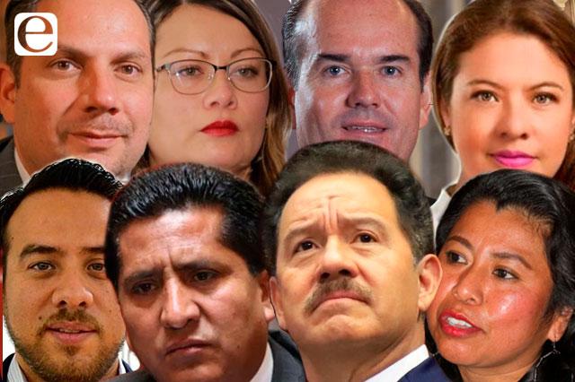 Legisladores de Puebla son improductivos ¡y los religen!