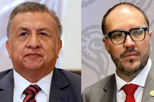Legisladores suspenden votación para desafueros de Huerta y Toledo