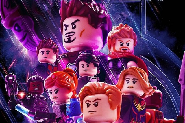 Set de LEGO de Avengers: Endgame revelaría secreto