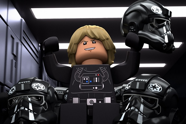 Se acerca Halloween, ¿ya viste Lego Star Wars: Historias Aterradoras?