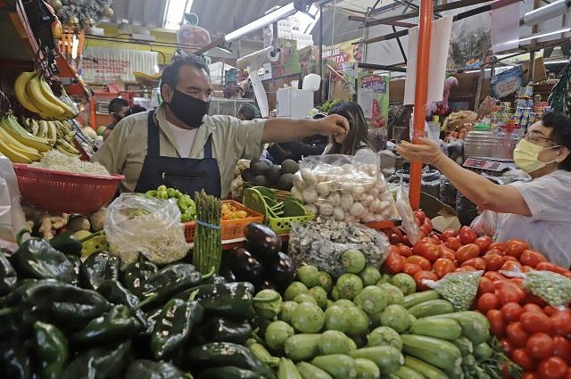 Cierra Puebla 2020 con inflación menor a la  media nacional