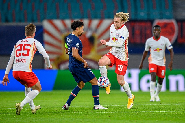 Remontan al PSG en Alemania; cae 2-1 ante RB Leipzig