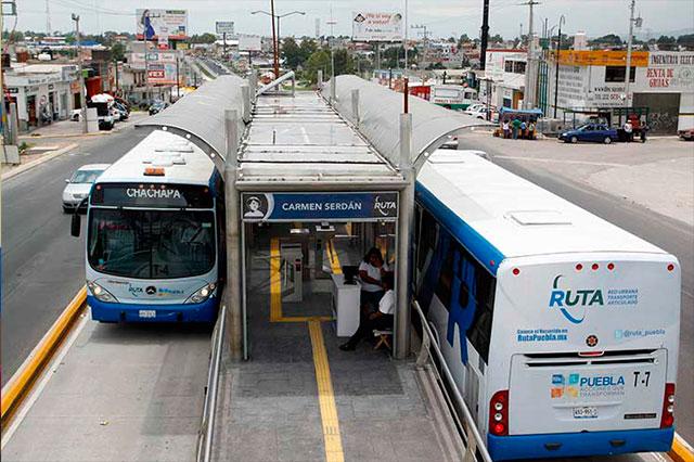 Empresa de la CDMX ya opera la línea 1 del Metrobús en Puebla