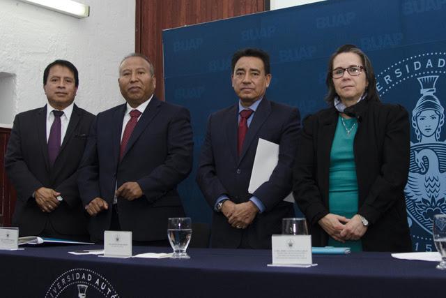 Calidad e internacionalización, ejes transversales de la BUAP: Vázquez