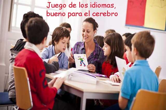 Lenguas extranjeras ayudan al buen desarrollo del cerebro en los niños