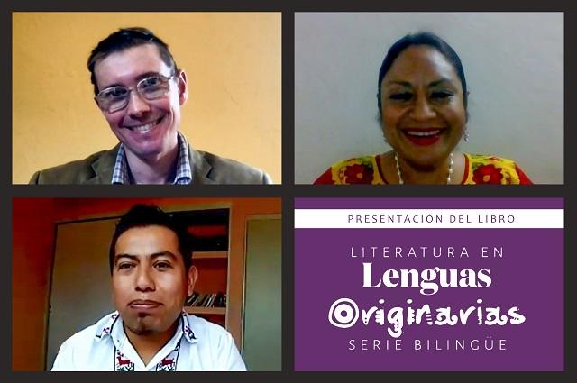 UDLAP presenta serie bilingüe Literatura en lenguas originarias