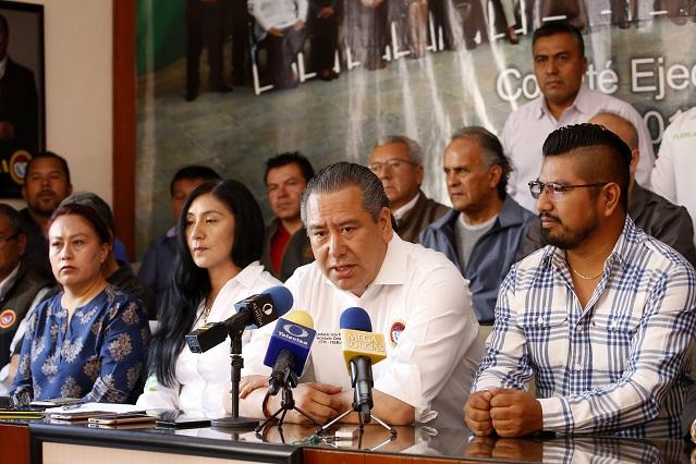 Soto y Jiménez se defienden en TEPJF de expulsión del PRI