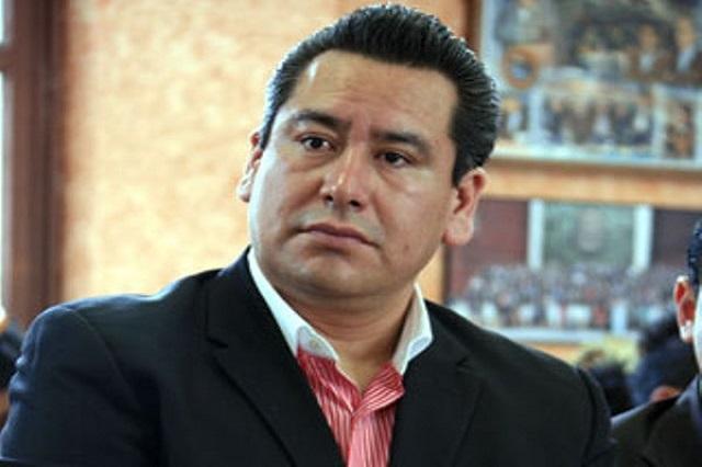 Dice Leobardo Soto que él sí tiene respaldo para buscar ser senador