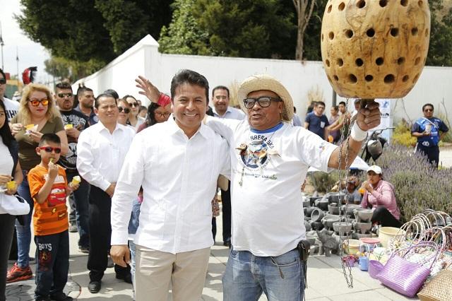 Leo Paisano clausura el 5° Festival Equinoccio en San Andrés Cholula
