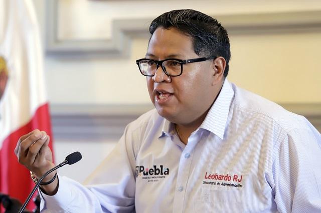 Oferta Ayuntamiento de Puebla 74 vacantes de empleo temporal