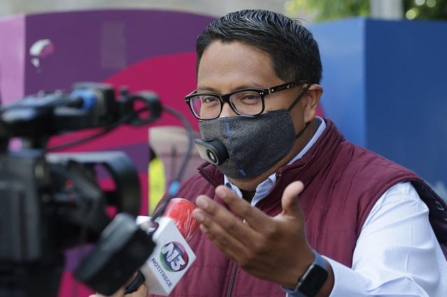 Aguinaldo extra beneficia a 1,732 empleados: Leobardo Rodríguez
