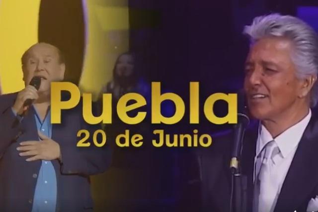 Leo Dan y Alberto Vázquez llegan el 20 de junio a Puebla