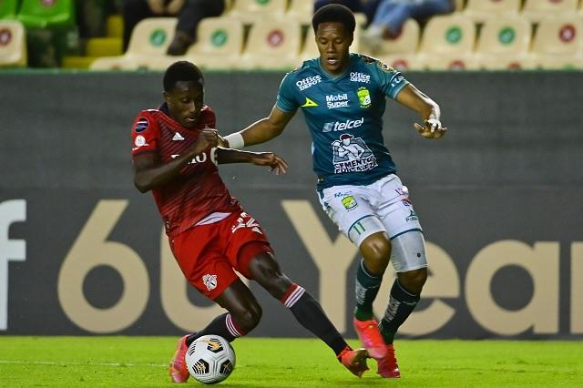 León y Toronto empatan en México durante su presentación en Concachampions