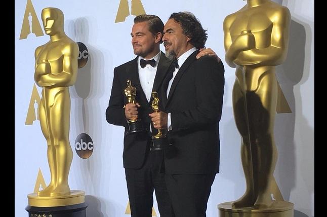 Leonardo DiCaprio cerca de perder su Oscar