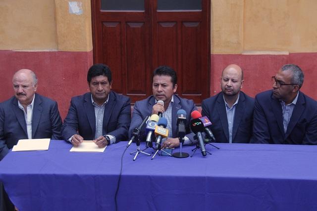 Paisano y Popoca inician proceso entrega recepción en San Andrés