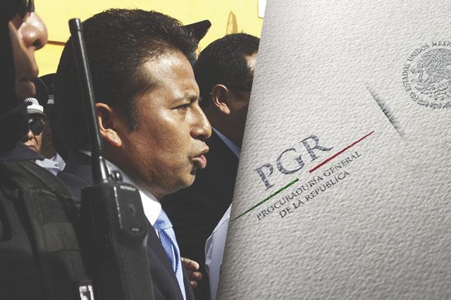 Paisano, cuarto alcalde investigado por la PGR en el último año