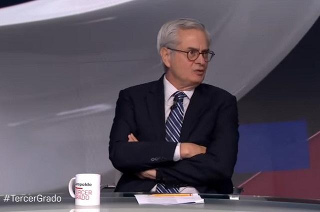 Revelan cambios en Noticieros Televisa: cambian a Leopoldo Gómez
