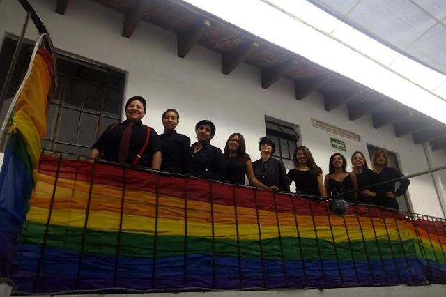 Con certamen de belleza lesbianas atacan discriminación en Puebla