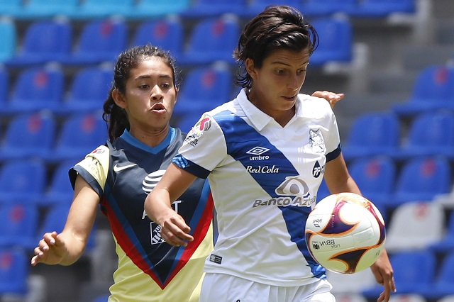 Puebla Femenil pierde a Gloria Narváez para el AP2021