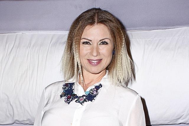 Leticia Calderón se divide entre su trabajo y su papel de madre