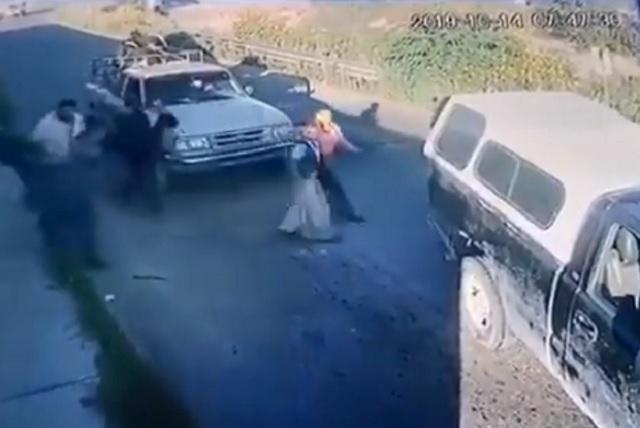 Aparecen con vida los ocho levantados en Tecamachalco