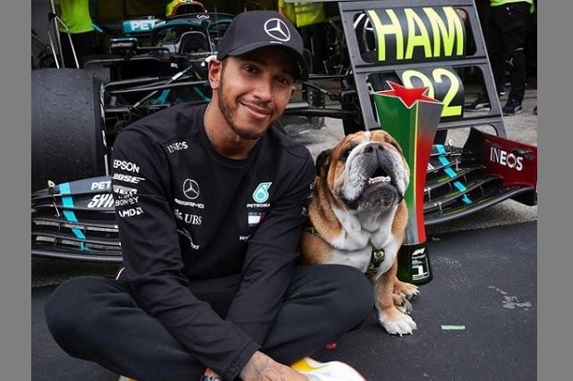 Lewis Hamilton se pierde el Gran Premio de Sakhir por positivo a Covid-19