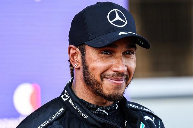 F1: Hamilton ve a 'Checo' Pérez como una 'preocupación extra'