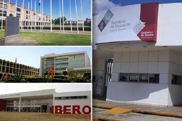 Es excluyente e ilegal nueva Ley de Educación en Puebla, acusan