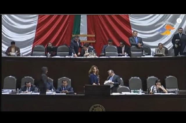 Ley de Ingresos 2019 reactiva economía nacional y de las familias: Morena