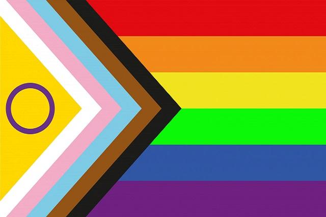 Nueva bandera LGBT+ incluye intersexuales, ¿quiénes son?
