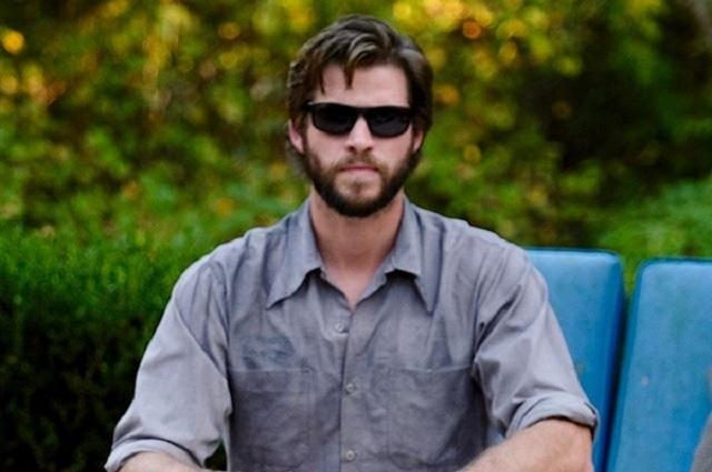 Captan a Liam Hemsworth en una cita con Maddison Brown