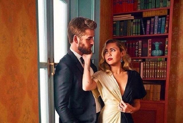 ¿Alcoholismo y drogas causaron separación de Liam y Miley?