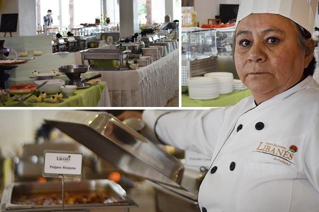 Prueba lo mejor de la comida árabe en el Centro Mexicano Libanés