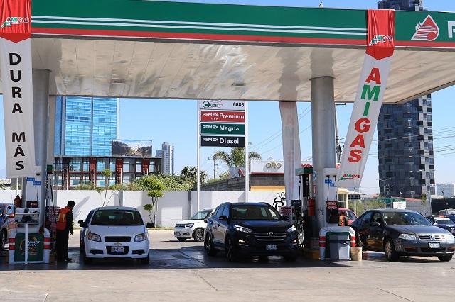 Confirman gasolineros poblanos que son auditados a profundidad