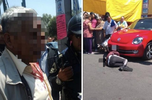 Liberan a militar que baleó a dos ladrones en La Merced