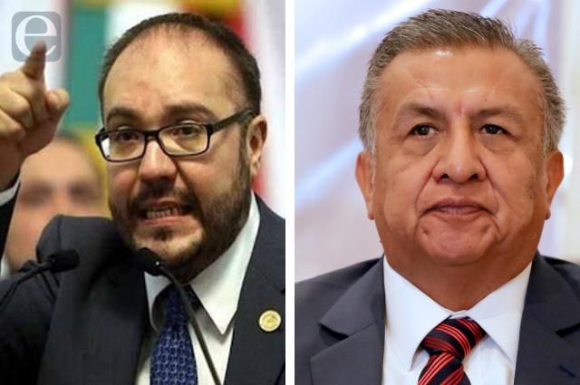 Libran desafuero Saúl Huerta y Mauricio Toledo