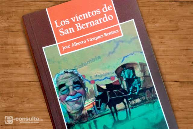 Este domingo presentan la novela Los vientos de San Bernardo en el CCU