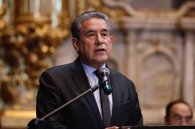 Violencia en el país propició llegada de huachicoleros a Puebla: Diódoro
